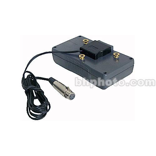 VariZoom S7100A AB 3-Stud to 4-Pin XLR Adapter