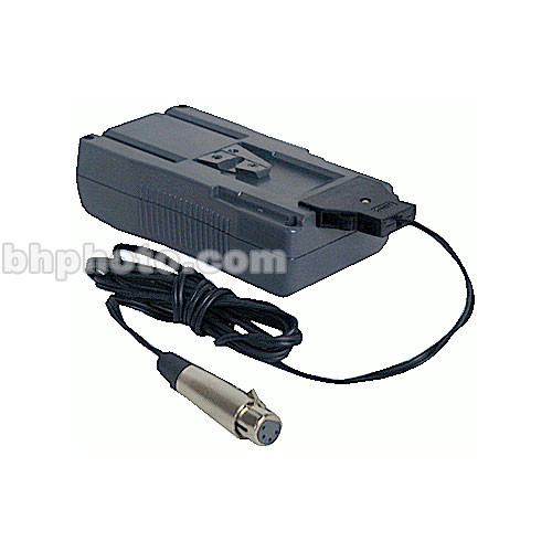 VariZoom S7100S V-Lock to 4-Pin XLR Adapter
