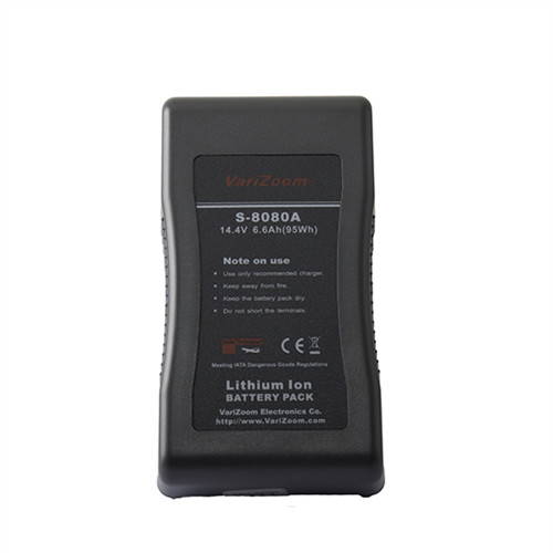 VariZoom S-8080A 14.4 VDC Lithium Ion Battery