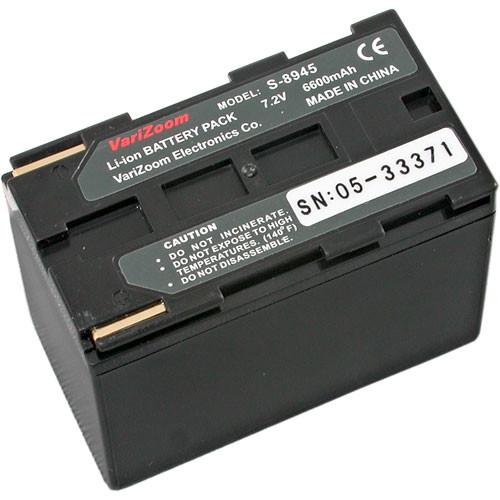 VariZoom S8945 High-Capacity Li-Ion Battery