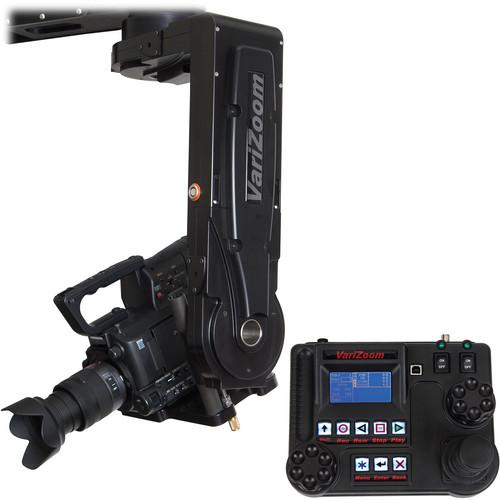 VariZoom Cinema Pro Jr (Advanced Controller, Power Supply, Hard Travel Case)