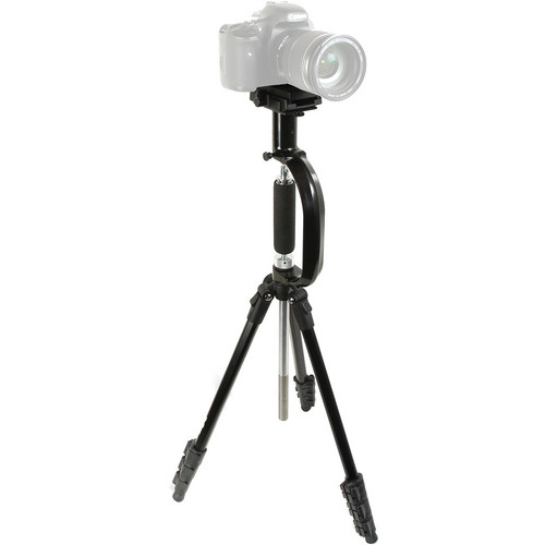 VariZoom CrossFire FP Multimode Stabilizer and Tripod System (1-7 lb Cameras)