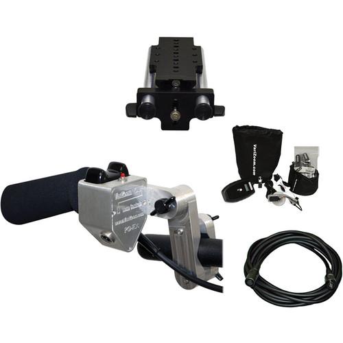 VariZoom VZ-JZF-PG-EX-R Focus/Zoom Control Kit