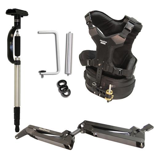 VariZoom Navigator XL Dual-Dynamic Arm, Vest & FlowPod Kit