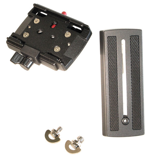 VariZoom Universal Camera Quick Release Plate Assembly for Flowpod
