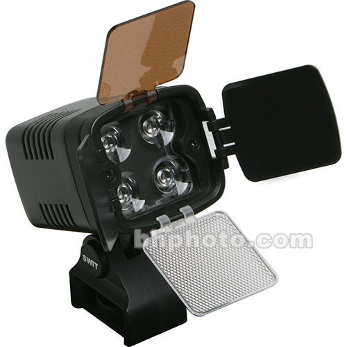 VariZoom S-2010C Dimmable On-Camera LED Light
