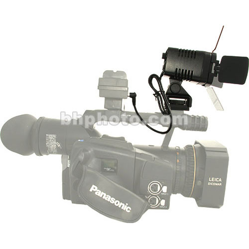 VariZoom S-2010P Dimmable On-Camera LED Light