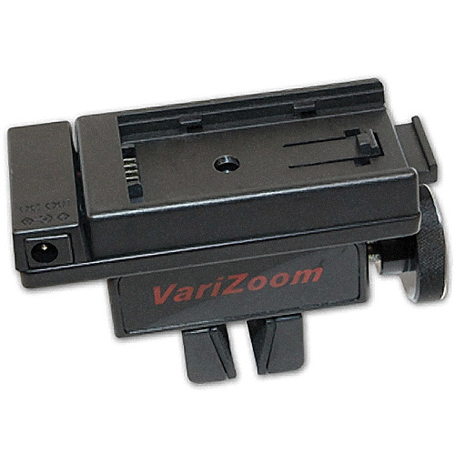 VariZoom Bracket with DV Battery Mount (Panasonic Mini DV Batteries)