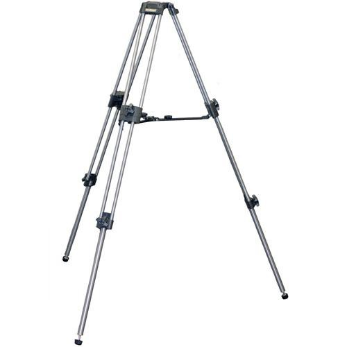 VariZoom VZ-T100AM Aluminum Video Tripod with Spreader and Case