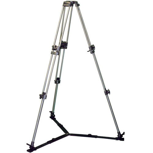 VariZoom VZ-T100A Aluminum Video Tripod with Spreader and Case