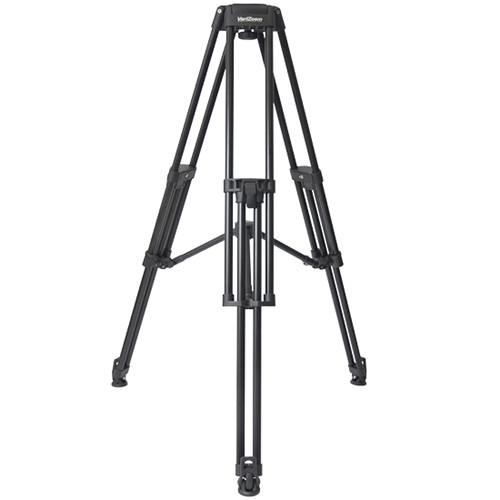 VariZoom VZ-TC100A Aluminum Video Tripod Legs (100mm Bowl, Black)