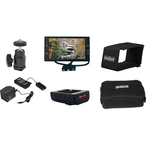 "VariZoom VZ-TFT7U 7"" Ultimate LCD Monitor Kit"