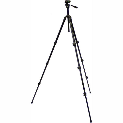 VariZoom TP1064 Lightweight Pro Photo Tripod