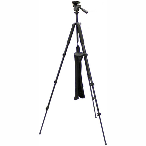 VariZoom VZ-TP1568 Lightweight Photo Tripod/Head Combo