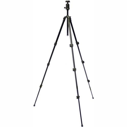 VariZoom VZ-TP760 Lightweight Travel Photo Tripod/Ball Head Combo
