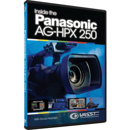 Vasst DVD: Inside the Panasonic AG-HPX 250 Camcorder