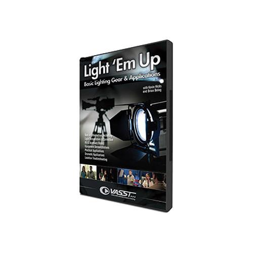 Vasst DVD: Light Em Up