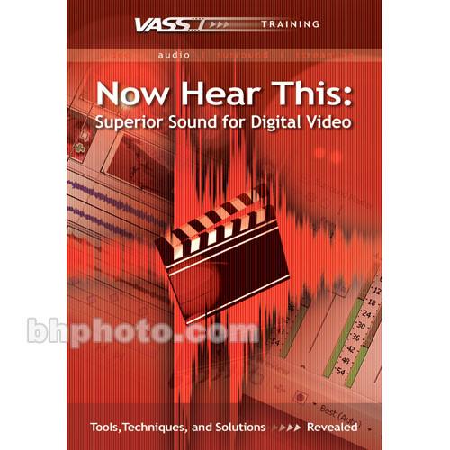 Vasst DVD: Now Hear This: Superior Sound for Digital Video