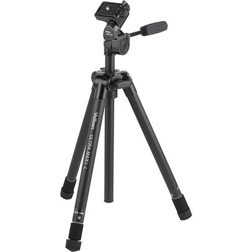 Velbon Ultra Maxi-L Tripod w/ PHD-31Q 3-Way Pan/Tilt Head