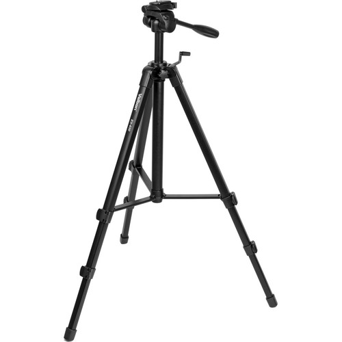 Velbon EX-630/F Aluminum Tripod With 3-Way Pan/Tilt Head