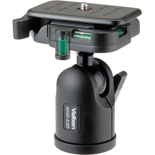 Velbon QHD-53D Ball Head