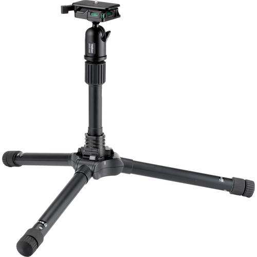 Velbon UT 43D II Aluminum Travel Tripod with Ball Head