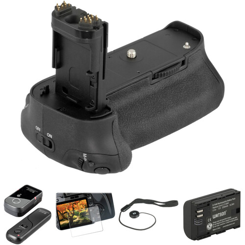 Vello 5D Mark III, 5DS & 5DS R Accessory Kit