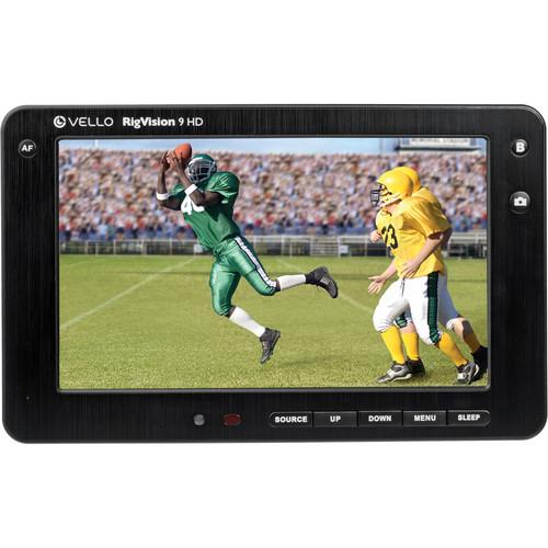 """Vello RigVision 9"""" HD Camera Monitor"""