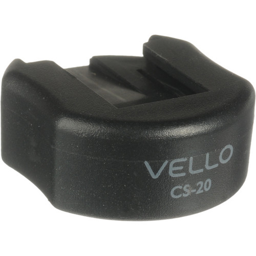 """Vello Cold Shoe Mount with 1/4"""" Thread"""