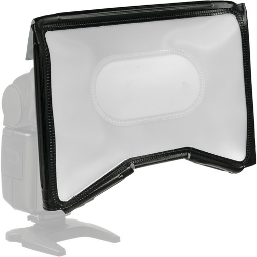 Vello Universal Softbox for Portable Flash (Medium)