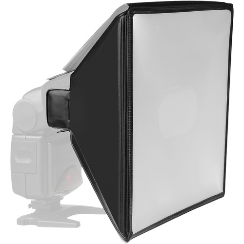 Vello Universal Softbox for Portable Flash (Large)