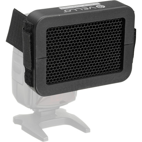 "Vello 1/8"" Honeycomb Grid for Portable Flash"