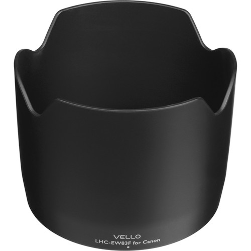 Vello EW-83F Dedicated Lens Hood