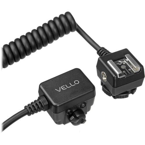Vello Off-Camera TTL Flash Cord for Nikon Cameras (6.5')