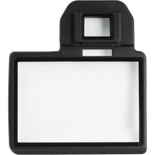 Vello Snap-On Glass LCD Screen Protector for Canon T2i