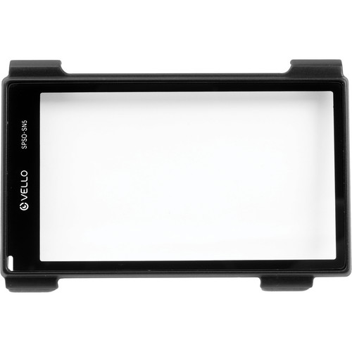 Vello Snap-On Glass LCD Screen Protector for Sony NEX-5