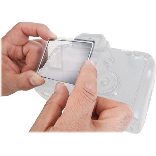 Vello LCD Screen Protector (Optical Acrylic) for Canon EOS 5D Mark II, 50D & Sony A900