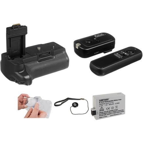 Vello Accessory Kit for Canon XSi