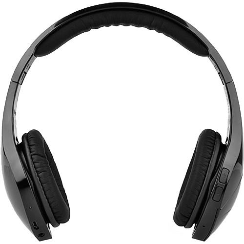 Velodyne vFree On-Ear Bluetooth Headphones (Black)