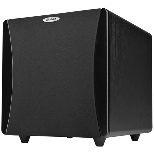 Velodyne Impact-10 250W Self-Powered Subwoofer (Black Ash)