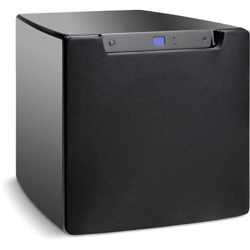Velodyne Optimum-8 Digital EQ Subwoofer (Gloss Black Lacquer)