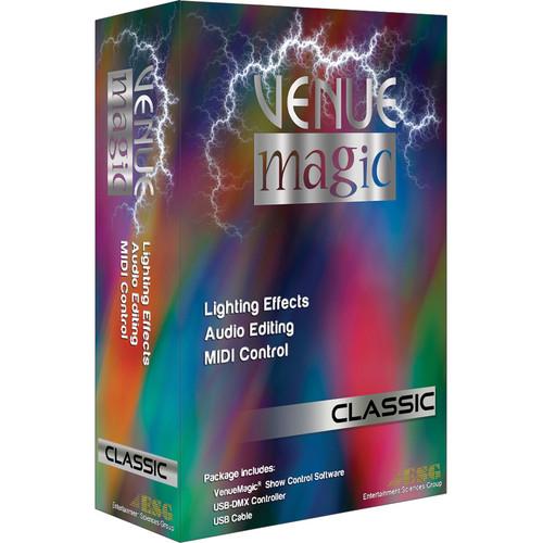 VenueMagic 2.1 Classic DMX Control Software