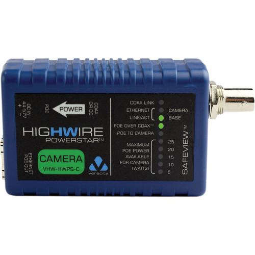 Veracity HIGHWIRE Powerstar (Camera Side)