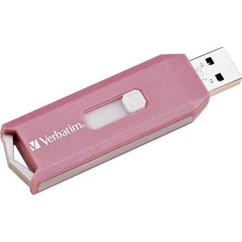 Verbatim Store 'n' Go USB Flash Drive - 2GB - Pink