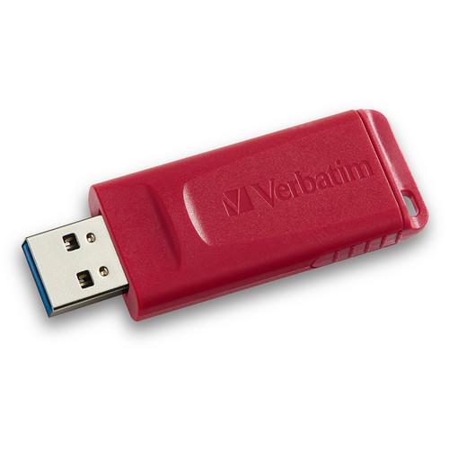 Verbatim Store 'n' Go USB Flash Drive - 32GB Capacity