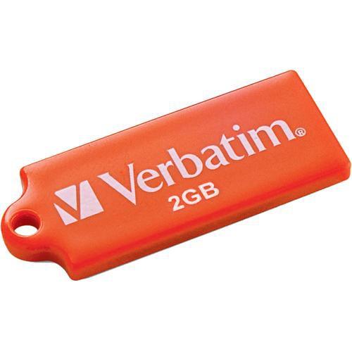 Verbatim Tuff-'N'-Tiny USB Drive - 2GB
