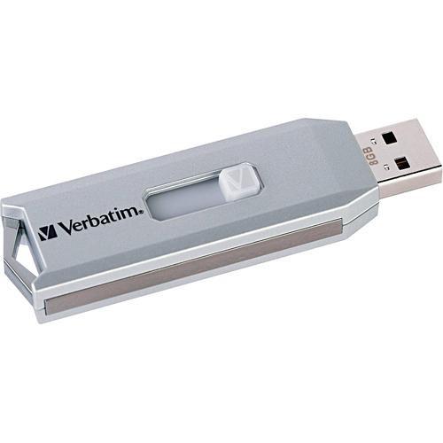 Verbatim Store 'n' Go USB Drive for Mac OS X (8GB, Silver)