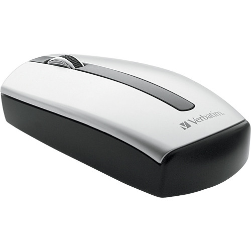 Verbatim Easy Riser Notebook Optical Mouse