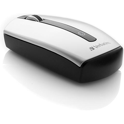 Verbatim Easy Riser Bluetooth Notebook Laser Mouse