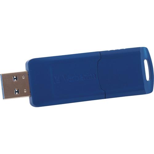 Verbatim Store 'n' Go USB 3.0 Flash Drive (64 GB)
